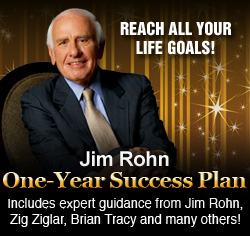 The Jim Rohn One-Year Success Plan